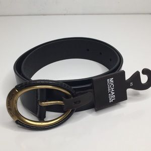 Michael Kors Xs NWT black belt